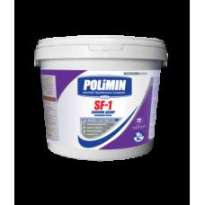Полимин SF-1 краска силиконовая фасадная 14 кг