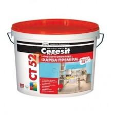 CERESIT IN-52 Краска интерьерная акриловая (10л)
