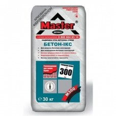 MASTER БЕТОН-ИКС СТЯЖКА ДЛЯ ПОЛА (25КГ.)