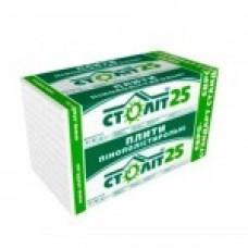 "Пенопласт ""СТОЛИТ"" Евро-стандарт 25 плотность 20 мм (цена/кв.м)"