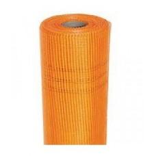 Сетка штукатурная щелочест. 6*5мм (50м.кв 145гр/м2) Fiber mesh оранжевая